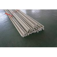 Fiber glass Reinforced Polymer Rebar Anti - corrosion Plastic Non - Magentic Manufactures
