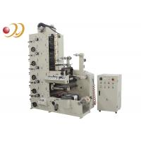 Multi - Color Flexo Graphic Printing  Machine For Auto Infrared Drying Manufactures