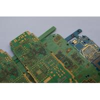 10 Layer Multilayer Phone PCB Fabrication Immersion Gold , Custom Printed Circuit Boards Manufactures