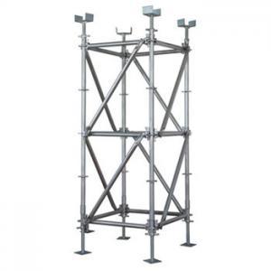 China High Load Capacity Adjustable Base Jack For Scaffolding U Head Easy Assembling on sale