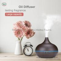 400ML Remote Control Ultrasonic Air Humidifier Essential Oil Diffuser Aroma Lamp Aromatherapy Electric Aroma Diffuser Mi Manufactures