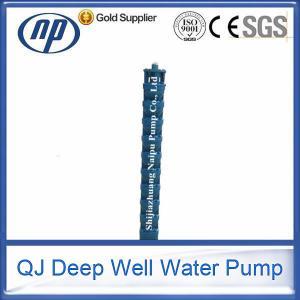 NP-QJ Deep Well Water Pump Manufactures