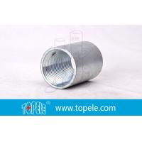 Buy cheap Electrical IMC Conduit Fittings Rigid Threaded Conduit Coupling from wholesalers