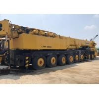 Yellow Second Hand Crane LIEBHERR LTM3000 300TONS Germany Heavy Construction Crane for sale