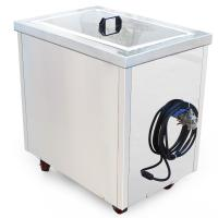 China 38L Automatic Laboratory Ultrasonic Cleaner For Removing Biological Fluids on sale