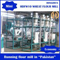 Wheat Flour Milling Machine 50t/24h for Africa Market Manufactures