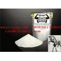 China Testosterone Decanoate Raw Steroid Powders White Crystalline 5949-44-0 on sale