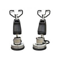 220V 17 Inch Marble Floor Polisher Single Disk Burnisher For Shopping Mall Manufactures