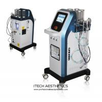 High Pressure Oxygen Jet Peel Machine , Skin Care Hydro Facial Dermabrasion Manufactures