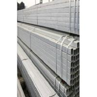 Erw thin wall galvanized steel square tubing tube for