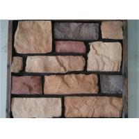Quality Wilderness Artificial Rock Wall Heat - Insulation For Hospital / University for sale