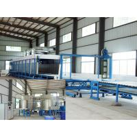 Continuous Automatic Low Pressure Foam Machine with Siemens Motor and Inverter Manufactures