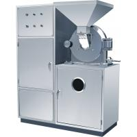 Stainless Steel Grinding Pulverizer Machine , Food Pulverizer Machine With Dust Collecting System Manufactures