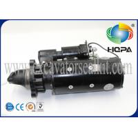 China 197-0986 180-2435 Diesel Starter Motor , Caterpillar E336D Vehicle Starter Motor on sale
