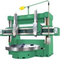 Large Capacity Steel Wheel Double Column CNC Vertical Turret Lathe Special-Purpose Manufactures