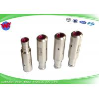Z140 EDM Ruby Pipe Guide 1.5 / 2.0 / 2.5 /3.0 mm Super drilling guide 8 dia body Manufactures