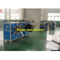 China Automatic PE PP Water Pipe Making Machine PE PP Double Wall Corrugated Production Line on sale