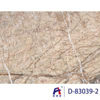 Marble - Grain Adhesion Pvc Ceiling Film Environmental Protection Printing Manufactures