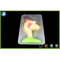 Clear PET Transparent Toy Blister Packaging Tray With Lid , Plastic Folding Cartons Manufactures