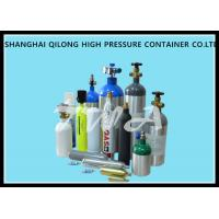 6L High Pressure Gas Cylinder Sizes 140mm Outside Diameter Hospital Oxygen Tank Manufactures