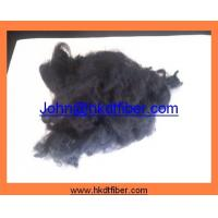 6Dx64mm black PSF with low price 2015 Best Polyester Staple Fiber Manufactures