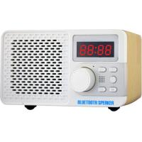 Quality 5W Rechargeable Bluetooth Speakers Indoor / Outdoor With Alarm Clock Function for sale
