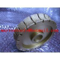 diamond profile wheels for stone Manufactures