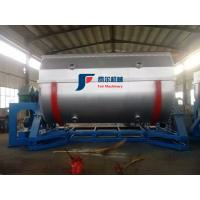 China Professional Horizontal Ribbon Mixer , Food Powder Mixing Machine 6300x2300x3150mm on sale