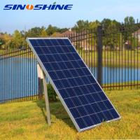 China High power polycrystalline silicon solar panel cells module price for sale on sale