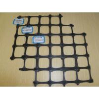 Seawalls PP Biaxial Geogrid Plastic High Density Polyethylene 30KN Manufactures