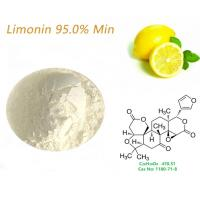 Quality CAS No 1180-71-8 Herbal Extract Powder Limonin 95.0% Min HPLC For Medicinal for sale