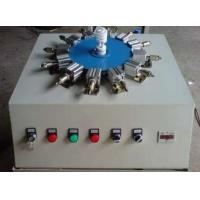 LED Bulb Cap Punching Crimping Tool Machine For B22 E14 E27 Bulb Cap Crimping Manufactures