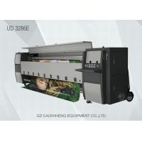 Phaeton Solvent Printing Machine UD3286E Seiko 508GS Printhead Outdoor Solvent Printer Manufactures