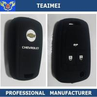Protective Remote Control Custom Silicone Car Key Case For Chevrolet Manufactures