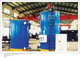 16 Kgf / cm² 1.6Mpa Vertical Steam Boilers For Marine / Industry Manufactures