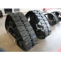 Middle Size Crawler Track Systems Manufactures