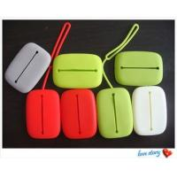 silicone wallet,fashion lady silicone wallet Manufactures