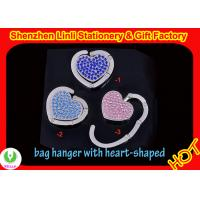 2011 hot Folding metal crystal hand bag hangers Promotional Gifts Manufactures