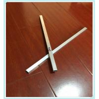 Buy cheap 6063 T5 13mm*13mm*1.8mm Square Hollow/Tubing With Anodized Aluminum Extrusion Profiles from wholesalers