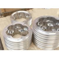 China OEM Pulley Bracket Metal Casting Parts , Precision Machined Parts on sale