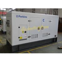 100kva Perkins Stationary power diesel generator, three phase electric generators Manufactures