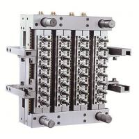 72 Cavity Pet Preform Injection Moulding Machine Hot / Cold Runner Long Service Life Manufactures