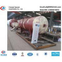 bottom price 10tons mobile skid lpg gas station for filling gas cylinders for sale, 25CBM skid lpg gas refilling plant Manufactures