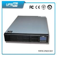 High Frequency 19 Inch Rack Mountable UPS 1000W 2000W Manufactures