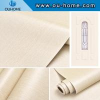 High quality decorative wood grain PVC self-adhesive film for sale