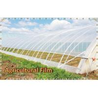 China Agricultural Film  Greenhouse Film  Agricultural greenhouse Plastic Film on sale