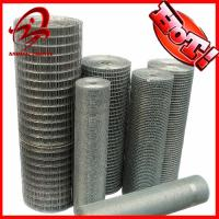 welded wire mesh fencing(low price,high quality) Manufactures