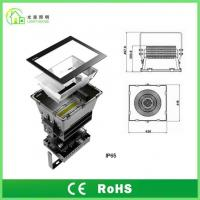 5 Year Warranty 1500W brightest outdoor led flood lights With CREE XTE Led Chip Manufactures