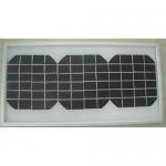 5W Mono-crystalline silicon PV solar panel Manufactures