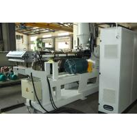Electrical PVC Foam Board Machine , Pvc Foam Sheet Machine With Embossing Roller Manufactures